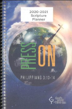 Student Scripture Planner KJV Small Secondary August 2019 - July 2020