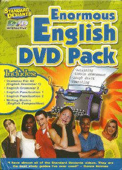 Enormous English DVD 5-pack