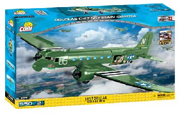 Douglas C-47 Skytrain (Dakota) - 560 pieces (Small Army WWII)