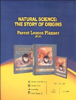 Natural Science: Story of Origins Curriculum Parent Lesson Planner