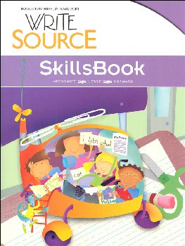 Write Source (2012 Edition) Grade 1 SkillsBook Student