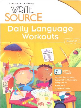 Write Source (2012 Edition) Grade 2 Daily Language Workouts