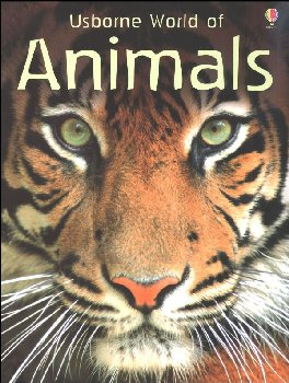 World of Animals (Usborne)