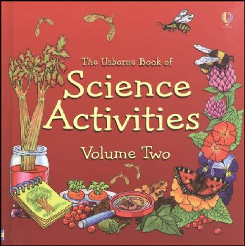 Science Activities Vol. 2: Air, Kitchen, and Plants