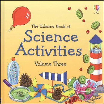 Science Activities Vol. 3: Batteries, Your Body, and Weather