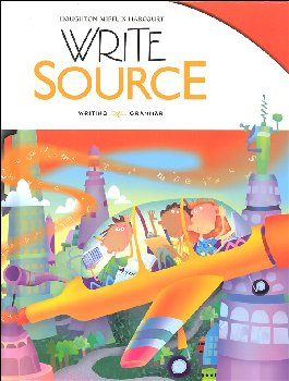 Write Source (2012 Edition) Grade 3 Student Edition
