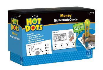 Money Hot Dots Flashcards