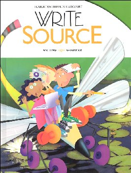 Write Source (2012 Edition) Grade 4 Student Edition