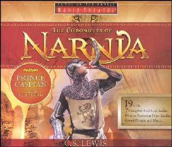 Chronicles of Narnia Collector's Edition CDs