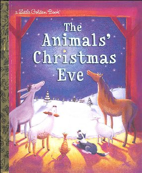 Animals' Christmas Eve