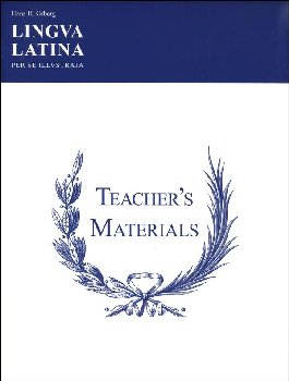 Lingua Latina Teacher's Materials
