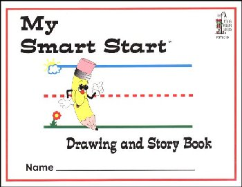 My Smart Start Drawing & Story Book-Landscape