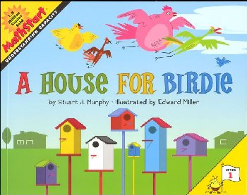House for Birdie (MathStart L1: Capacity)