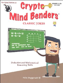 Crypto Mind Benders: Jokes