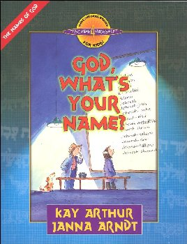 God, What's Your Name? (Discover 4 Yourself)