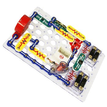 Snap Circuits Extreme w/ computer interface