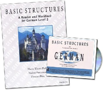 German Basic Structures 2 Complete Set CD