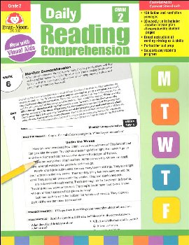 Daily Reading Comprehension Grade 2