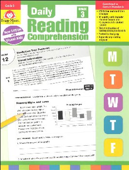 Daily Reading Comprehension Grade 3