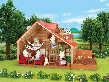 Lakeside Lodge (Calico Critters)