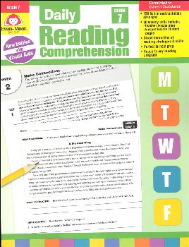 Daily Reading Comprehension Grade 7