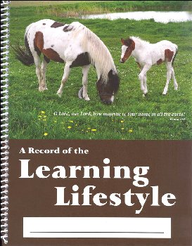 Record of the Learning Lifestyle - Horse