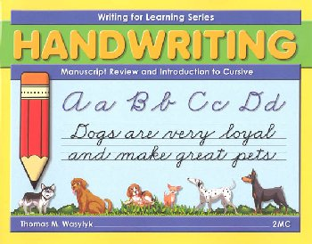 Manuscript Review / Introduction to Cursive Writing Gr 2 (WFL Series)