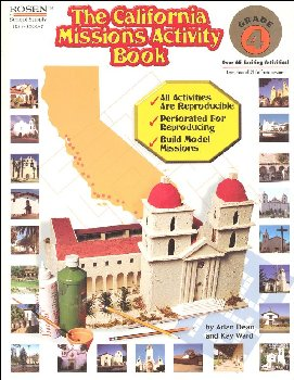 California Missions Activity Book