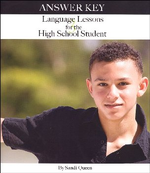 Language Lessons for High School Student Volume 3 Key