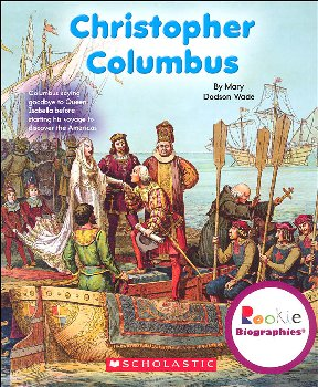 Christopher Columbus (Rookie Biography)