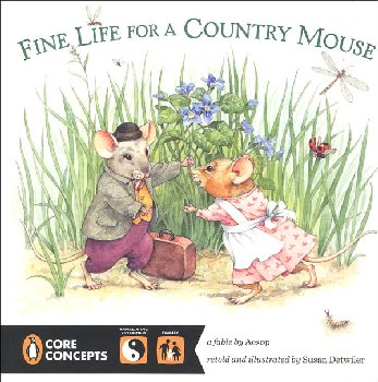 Fine Life for a Country Mouse (Penguin Core Concepts)
