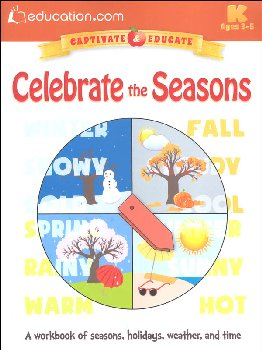 Celebrate the Seasons (Education.com Workbooks)