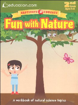 Fun with Nature (Education.com Workbooks)