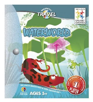 Water World Magnetic Game