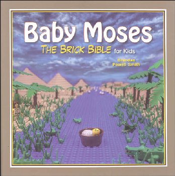 Baby Moses: Brick Bible for Kids