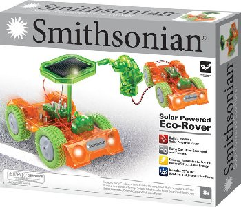 Smithsonian Eco Science Rover