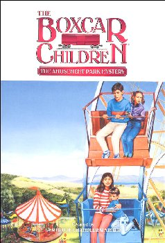 Amusement Park Mystery (Boxcar Children Mysteries #25)