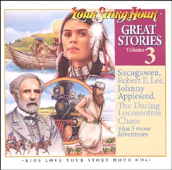 Great Stories Vol. 3 CD Album