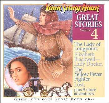 Great Stories Vol. 4 CD Album