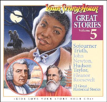 Great Stories Vol. 5 CD Album