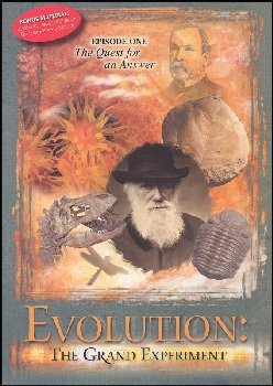 Evolution: Grand Experiment DVD