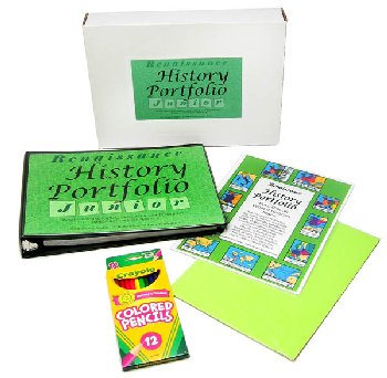 Renaissance History Portfolio Junior Kit
