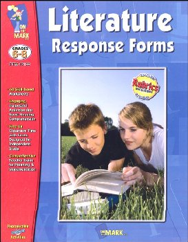 Literature Response Forms 6-8