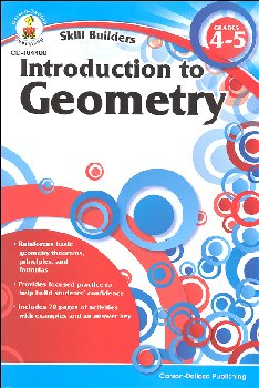 Introduction to Geometry Grades 4-5 (Skill Builder)