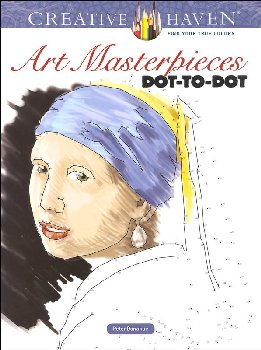Art Masterpieces Dot-to-Dot (Creative Haven)