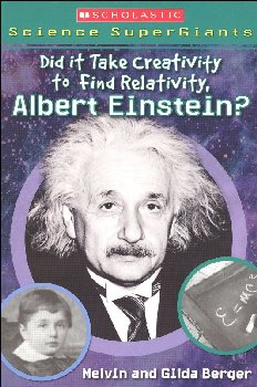 Did It Take Creativity to Find Relativity, Albert Einstein?