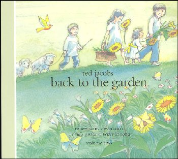 Back to the Garden CD