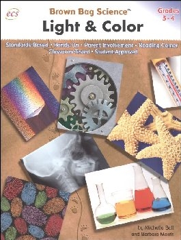 Light & Color Gr. 3-4 (Brown Bag Science)