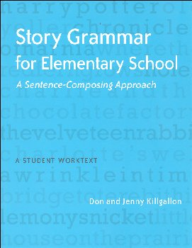 Story Grammar for Elementary School: Sentence-Composing Approach