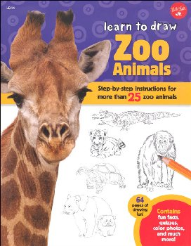 Learn to Draw Zoo Animals